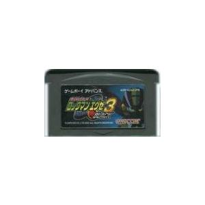 【送料無料】GBA ゲームボーイアドバンス バトルネットワーク ロックマンエグゼ3 BLACK ブラック ソフト|kaitoriheroes