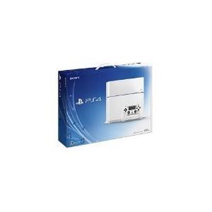 【送料無料】PlayStation4 グレイシャー・ホワイト 500GB (CUH1100AB02) 本体|kaitoriheroes