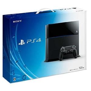 【送料無料】PS4 PlayStation 4 ジェット・ブラック 500GB (CUH-1100AB01) プレイステーション4 プレステ4 本体(箱説付き)|kaitoriheroes