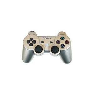 【送料無料】PS3 ワイヤレスコントローラー (SIXAXIS) シックスアクシス シルバー|kaitoriheroes