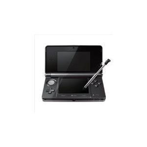 【送料無料】3DS ニンテンドー3DS コスモブラック 本体 任天堂|kaitoriheroes
