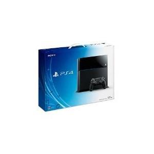 【送料無料】PlayStation 4 ジェット・ブラック 500GB (CUH-1000AB01) 本体(箱説付き)|kaitoriheroes