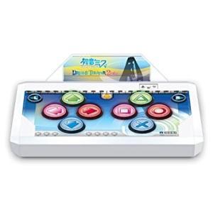 【送料無料】【中古】PS3 プレイステーション3 【HORI】初音ミク -Project DIVA- ドリーミーシアター2nd 専用コントローラ(PS3用)箱あり|kaitoriheroes