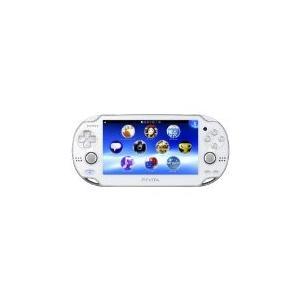 PlayStation Vita Wi‐Fiモデル クリスタル・ホワイト (PCH-1000 ZA02) 本体 プレイステーション ヴィータ