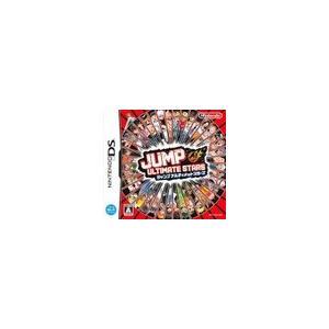 【送料無料】DS ソフト ジャンプアルティメットスターズ kaitoriheroes
