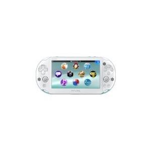 【送料無料】PlayStation Vita Wi-Fiモデル ライトブルー/ホワイト (PCH-2000ZA14) 本体 プレイステーション ヴィータ|kaitoriheroes