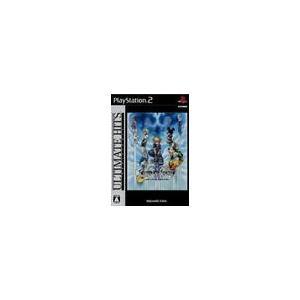 【送料無料】PS2 プレイステーション2 キングダム ハーツII ファイナル ミックス+(アルティメット ヒッツ)|kaitoriheroes