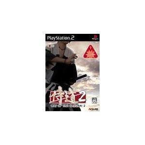 【送料無料】PS2 プレイステーション2 侍道2 WAY OF THE SAMURAI 2|kaitoriheroes
