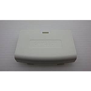 【送料無料】【新品】GBA ゲームボーイアドバンス 電池カバー ホワイト フタ 蓋|kaitoriheroes