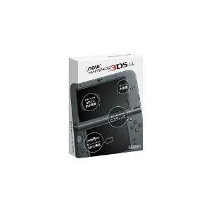 【送料無料】【中古】3DS New ニンテンドー3DS LL メタリックブラック|kaitoriheroes
