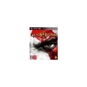【送料無料】PS3 ゴッド・オブ・ウォー III【CEROレーティング「Z」】 プレイステーション3 プレステ3|kaitoriheroes