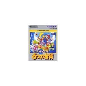 【送料無料】GB スーパーマリオランド2 6つの金貨 ソフト|kaitoriheroes