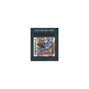 【送料無料】GB ゲームボーイ ソフト ロックマンX サイバーミッション|kaitoriheroes