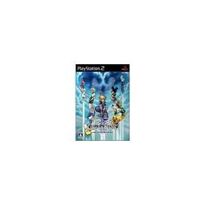 【送料無料】PS2 プレイステーション2 キングダム ハーツII ファイナル ミックス|kaitoriheroes