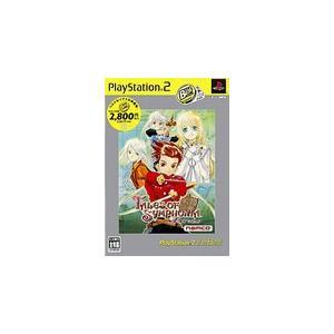 【送料無料】PS2 プレイステーション2 テイルズ オブ シンフォニア(Tales of Symphonia) Playstation 2 the Best|kaitoriheroes