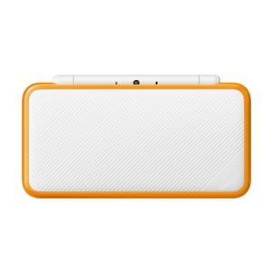 【送料無料】【中古】2DS Newニンテンドー2DS LL ホワイト×オレンジ 本体|kaitoriheroes