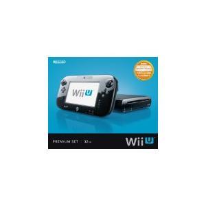 【訳あり】【送料無料】【中古】Wii U プレミアムセット kuro クロ 黒 任天堂 本体 すぐに遊べるセット kaitoriheroes