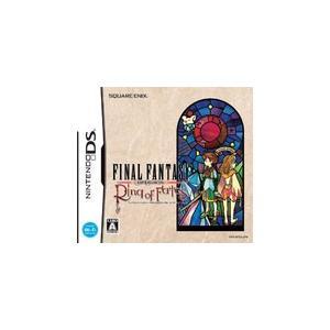 【送料無料】DS ファイナルファンタジー・クリスタルクロニクル リング・オブ・フェイト ソフト|kaitoriheroes