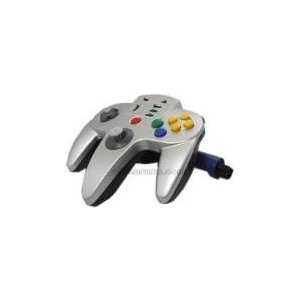 【送料無料】N64 アスキーパッド64 ギント N64 コントローラー 本体 kaitoriheroes