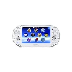 【送料無料】PlayStation Vita Wi‐Fiモデル クリスタル・ホワイト (PCH-1000 ZA02) 本体 プレイステーション ヴィータ|kaitoriheroes