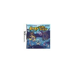 【送料無料】DS ソフト ポケモン不思議のダンジョン 青の救助隊|kaitoriheroes