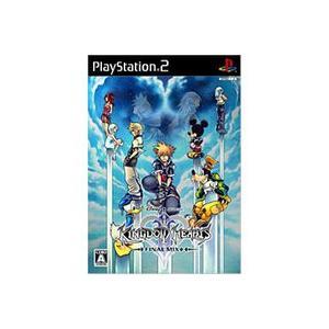 【送料無料】【中古】PS2 キングダム ハーツII ファイナル ミックス+|kaitoriheroes