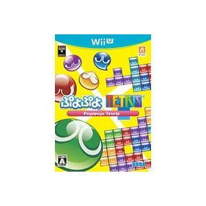 【送料無料】【中古】Wii U ソフト ぷよぷよテトリス|kaitoriheroes