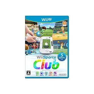 【送料無料】【中古】Wii U ソフト Wii Sports Club|kaitoriheroes