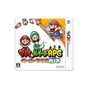 【送料無料】【中古】3DS マリオ&ルイージRPG ペーパーマリオMIX|kaitoriheroes
