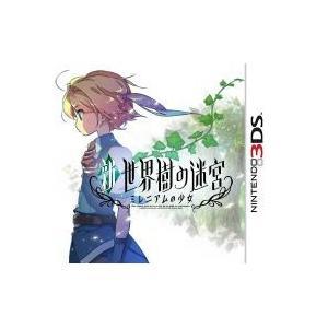 【送料無料】【中古】3DS 新・世界樹の迷宮 ミレニアムの少女|kaitoriheroes