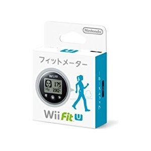 【送料無料】【中古】Wii U フィットメーター クロ kaitoriheroes