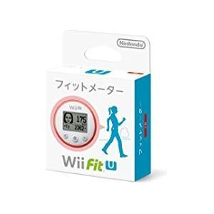 【送料無料】【中古】Wii U フィットメーター アカ kaitoriheroes
