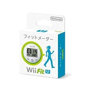 【送料無料】【中古】Wii U フィットメーター ミドリ kaitoriheroes