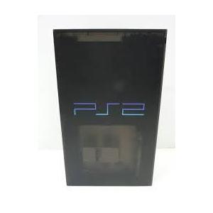 【送料無料】【中古】PS2 PlayStation2 ブラック(SCPH-37000) ゼンブラック 本体のみ (コントローラー、ケーブルなし) kaitoriheroes