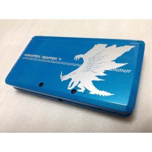 【送料無料】【中古】3DS ニンテンドー3DS モンスターハンター4 ハンターパック 本体 任天堂|kaitoriheroes