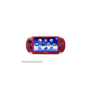 【送料無料】【中古】PlayStationVita コズミック・レッド (PCH-1000 ZA03) 本体 プレイステーション ヴィータ|kaitoriheroes
