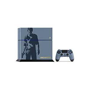 【送料無料】【中古】PS4 PlayStation 4 アンチャーテッド リミテッドエディション 500GB (CUH-1200A) プレイステーション4(箱付き)|kaitoriheroes