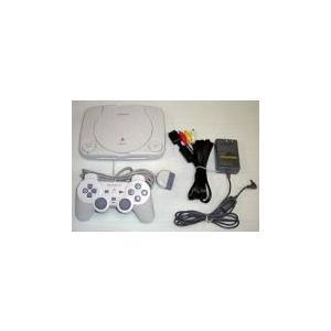 【送料無料】PS プレイステーション PlayStation (PSone) プレイステーション本体|kaitoriheroes