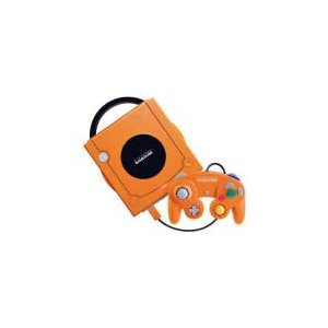 【送料無料】GC ゲームキューブ NINTENDO GAMECUBE 本体 オレンジ(箱付き)|kaitoriheroes