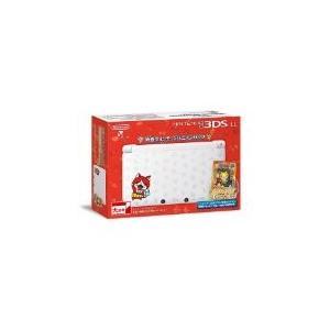 【欠品あり】【送料無料】【中古】3DS ニンテンドー3DS LL 妖怪ウォッチ ジバニャンパック データカードダス&限定カード特典同梱 kaitoriheroes