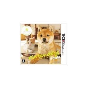 【送料無料】【中古】3DS nintendogs + cats 柴&Newフレンズ ソフト|kaitoriheroes