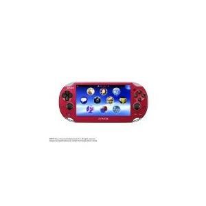 PlayStation Vita SOUL SACRIFICE PREMIUM EDITION ソウル・サクリファイス コズミック・レッド (PCH-1000) 本体