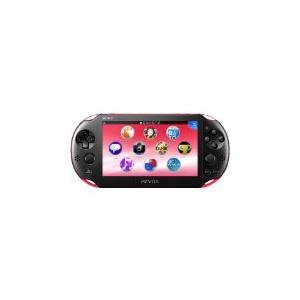 【送料無料】【中古】PlayStation Vita Wi-Fiモデル ピンク/ブラック (PCH-2000ZA15) 本体 プレイステーション ヴィータ(箱説付き)|kaitoriheroes