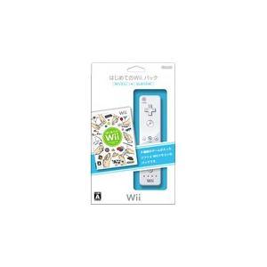 【送料無料】【中古】Wii はじめてのWiiパック (Wiiリモコン同梱)|kaitoriheroes