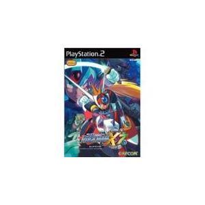 【送料無料】【中古】PS2 プレイステーション2 カプコン ロックマン X7|kaitoriheroes