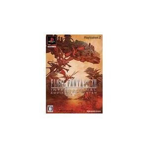 【送料無料】【中古】PS2 プレイステーション2 ファイナルファンタジーXII インターナショナル ゾディアック ジョブ システム|kaitoriheroes