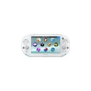 PlayStation Vita Wi-Fiモデル ライトブルー/ホワイト (PCH-2000ZA14) 本体 プレイステーション ヴィータ