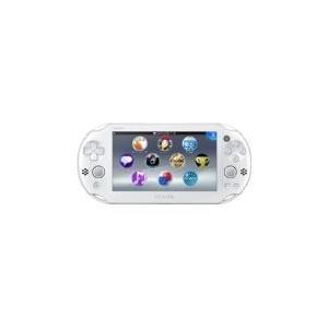 PlayStation Vita Wi-Fiモデル ホワイト (PCH-2000ZA12) 本体 プレイステーション ヴィータ