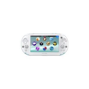 【ジャンク品】【送料無料】【中古】PlayStation Vita Wi-Fiモデル ライトブルー/ホワイト (PCH-2000ZA14) 本体 ヴィータ|kaitoriheroes