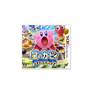 【送料無料】【中古】3DS 星のカービィ トリプルデラックス ソフト|kaitoriheroes